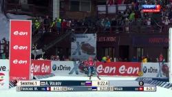 Биатлон  Кубок мира 2014 2015  Ханты Мансийск  Спринт  Мужчины  19 03 15 HD