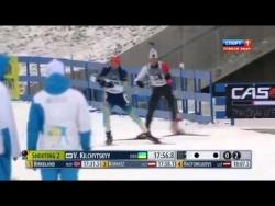 2014 02 01 Биатлон Чемпионат Европы 2014 Спринт Мужчины Нове Место